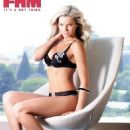 Adeline Mocke - FHM Magazine Pictorial [South Africa] (December 2010) - 454 x 681
