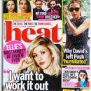 Ellie Goulding - Heat Magazine Cover [United Kingdom] (27 March 2016)