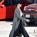 Minka Kelly – Out and about in Los Angeles - 454 x 610