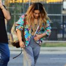 Ally Brooke – Arriving at Dancing With The Stars Studio in LA