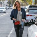 Arielle Kebbel in Tight Jeans – Out in West Hollywood December 15, 2017