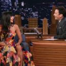 Jameela Jamil – On 'The Tonight Show Starring Jimmy Fallon' in NYC