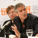 """Men Who Stare At Goats"" Press Conference - TIFF 2009"