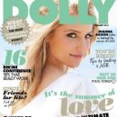 Dianna Agron - Dolly Magazine Cover [United States] (January 2012)