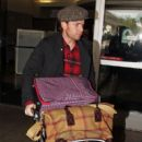 Ewan McGregor at LAX