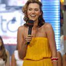 Hilarie Burton - Hosting MTV TRL, 15.05.2007.