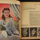 Rhonda Fleming - Movieland Magazine Pictorial [United States] (April 1946)