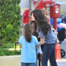 Hanging Out at Disneyland (October 25, 2009)