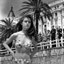 Brigitte Bardot - Cannes International Film Festival 1953