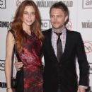 Chloe Dykstra and Chris Hardwick - 424 x 620