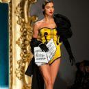 Irina Shayk – Moschino Runway Show SS 2020 at Milan Fashion Week