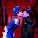 Guys and Dolls 1992 Broadway Revivel Starring Nathen Lane and Faith Prince - 454 x 667