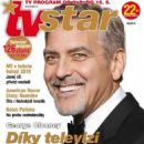 George Clooney - TV Star Magazine Cover [Czech Republic] (3 May 2019)