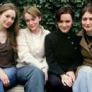 Jodhi May, Keeley Hawes, Rachael Stirling, and Anna Chancellor. - 454 x 314