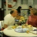 Gordon Jump & Florence Henderson On The Love Boat