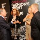Fashion's Night Out Kick-Off with Anna Wintour and Michael Kors
