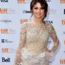 Selena Gomez: 2012 Toronto International Film Festival