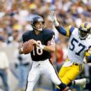 Mike Tomczak With The Chicago Bears