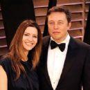Elon Musk and Talulah Riley - 454 x 340