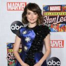 Milana Vayntrub – Celebrating Marvel's Stan Lee Event in New York - 454 x 681