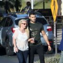 Britney Spears And Sam Asghari – Seen Out In Calabasas - 454 x 681