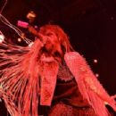 Recording Artist Rob Zombie performs at Ascend Amphitheater on May 7, 2016 in Nashville, Tennessee - 454 x 303