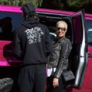 Wiz Khalifa and Amber Rose - 454 x 558
