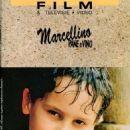 Marcellino - Film en televisie Magazine Cover [Belgium] (February 1993)