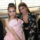 Sofia Carson – Giambattista Valli Womenswear SS 2020 Show at Paris Fashion Week