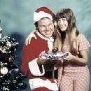 Santa Roy and Barbi