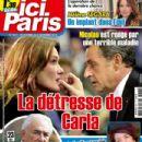 Nicolas Sarkozy & Carla Bruni - 433 x 540