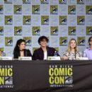 Lindsey Morgan – Comic-Con International in San Diego 07/21/2017 - 454 x 302
