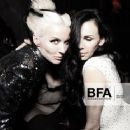 Stealth Unofficial after party at Nur Khan's Electric Room at Dream Downtown, New York, America - 15 Sep 2011 - 454 x 363