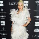 Christina Aguilera – 2018 Harper's Bazaar ICONS Party in New York