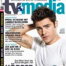 Zac Efron - TVMedia Magazine Cover [Austria] (2 July 2016)