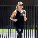 Robin Wright – Out for a jog in Santa Monica