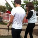 Louis Tomlinson and Eleanor Calder - 454 x 636