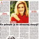 Dalida - Zycie na goraco Magazine Pictorial [Poland] (6 October 2016)