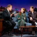 Zoey Deutch – 'The Late Late Show with James Corden' in LA