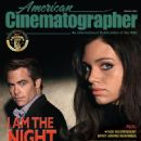 Chris Pine, India Eisley - American Cinematographer Magazine Cover [United States] (March 2019)
