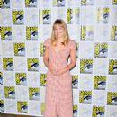 Melissa Benoist-  2019 Comic-Con International - 'Supergirl' Photo Call - 450 x 600