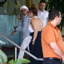 Jennifer Lopez – Heads to lunch at the Standard Hotel in Miami