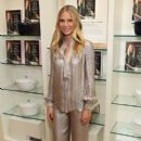 """Gwyneth Paltrow signs copies of her book """"It's All Easy"""" at Williams-Sonoma on April 13, 2016 in New York City"""