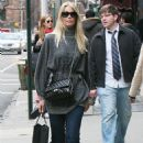 Claudia Schiffer - Shopping In NYC, 2008-03-15