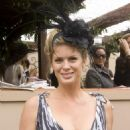 Rachel Hunter At The Melbourne Cup Carnival, 2007-11-03
