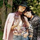 Kendall Kylie Jenner Dujour Magazine Fall 2014