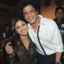 Shah Rukh Khan and Shilpa Shetty