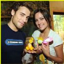 Jessica Stroup and Dustin Milligan - 300 x 300