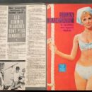 Susan Hampshire - Cine Revue Magazine Pictorial [France] (2 July 1964) - 454 x 303