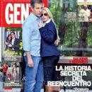 Luciana Salazar, Martin Redrado - Gente Magazine Cover [Argentina] (18 August 2015)